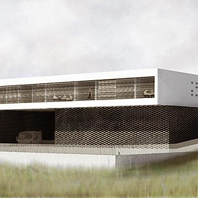Edifício Sede SIMAS