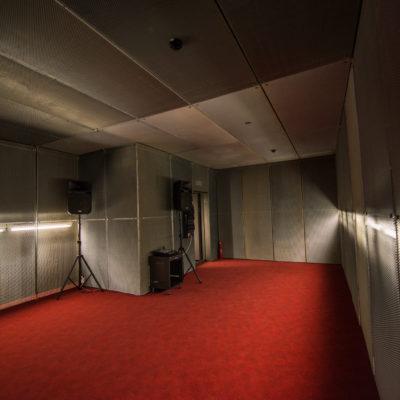Salas de Ensaios do Teatro Jordão